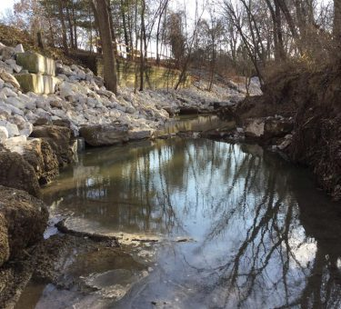 Belleau Creek Restoration